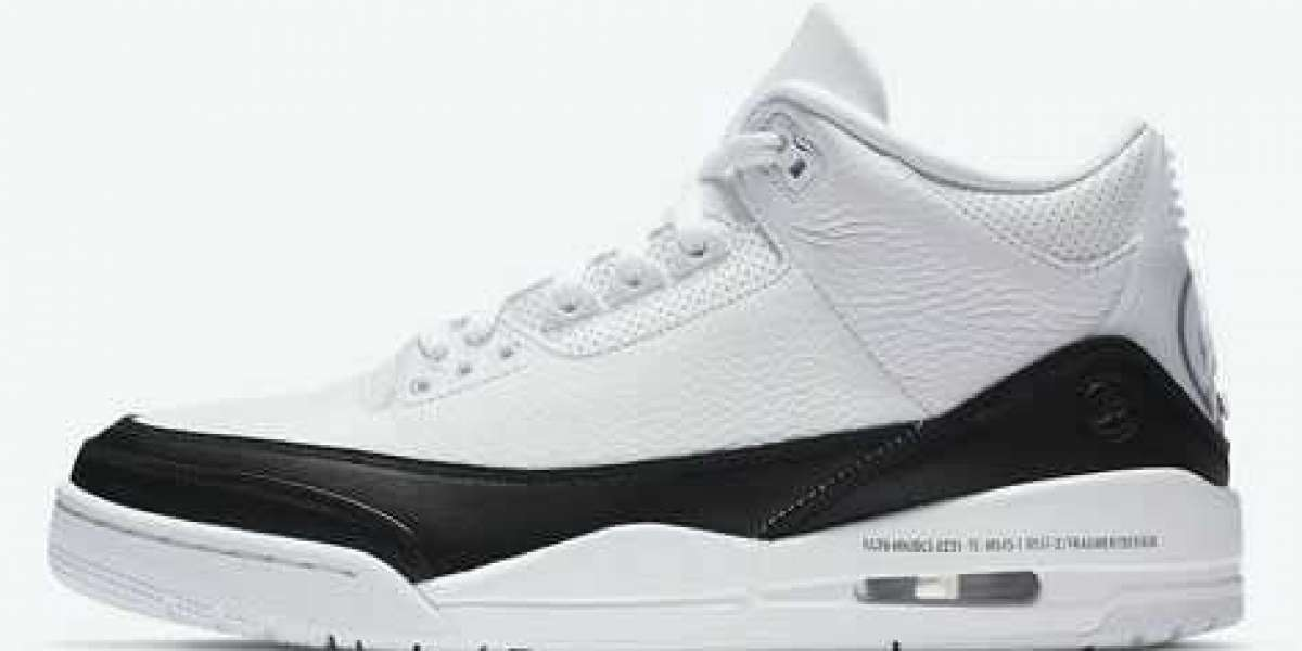 DA3595-100 Newest Fragment x Aj 3 SP will be released on September 17th