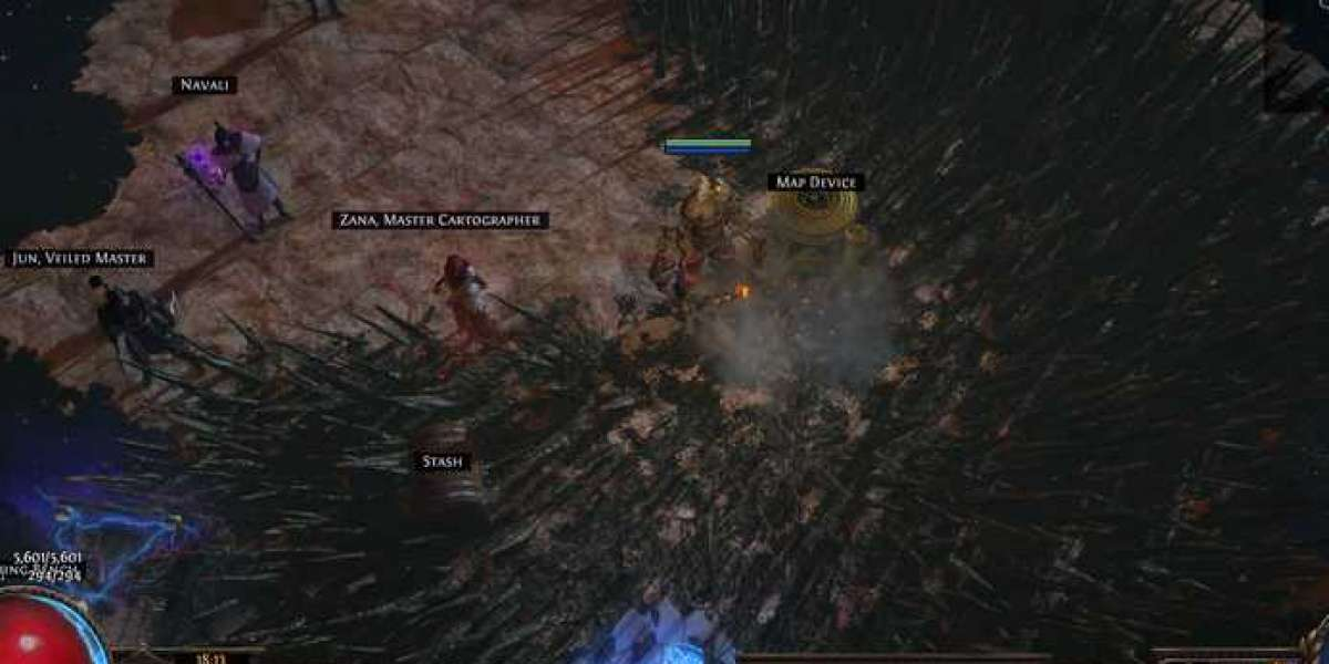 Path Of Exile 2 probably won't arrive until 2022