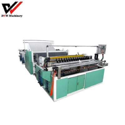 Full Automatic Trimming and Embossing rewinder Profile Picture