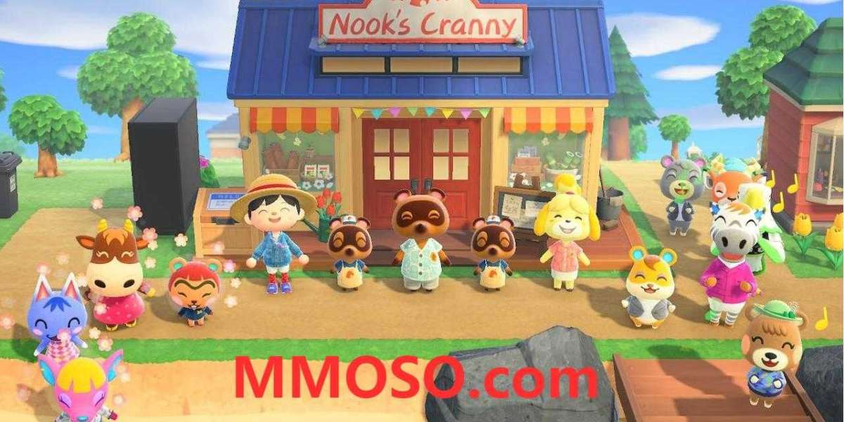 November 5 is getting closer and closer to Animal Crossing: New Horizons Farm is ready