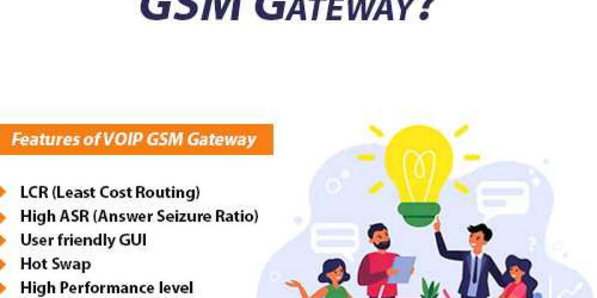 Gsm Gateway Device in India