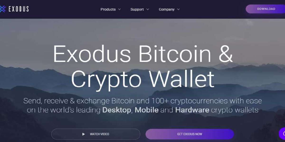 HOW TO USE, STORE AND SIGN UP WITH EXODUS CRYPTO WALLET